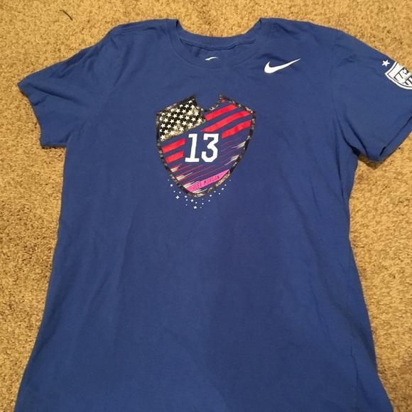 finest selection 96958 72f31 USWNT Shirt